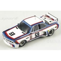 SPARK 43DA76 BMW 3.5 CSL N°59 Vainqueur 24H Daytona