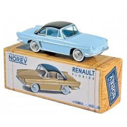 NOREV CL5122 RENAULT FLORIDE 1959 BLEUE ET NOIR
