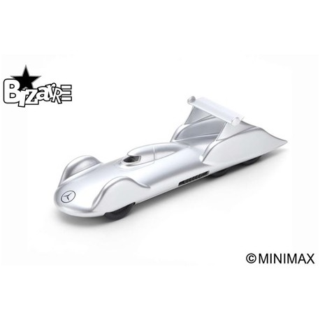 BIZARRE B1067 MICKL Record Car 1937 Jared A. Zichek Streamlined Dreams 2 1.43