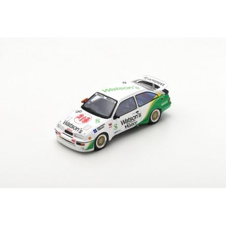 SPARK 43MC89 FORD Sierra RS500 Cosworth N°8 Vainqueur Macau Guia Race 1989 Tim Harvey (300ex.) 1.43