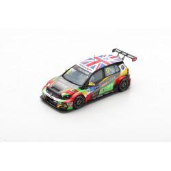 SPARK SA207 VOLKSWAGEN Golf GTI TCR N°12 2ème Race 3 WTCR Macau Guia Race 2018 Rob Huff (300ex.)