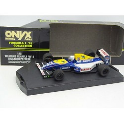ONYX 120 WILLIAMS RENAULT FW14 1991 R. PATRESSE 1.43