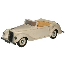 OXFORD ASH001 ARMSTRONG SIDDELEY CABRIOLET CREME 1.43