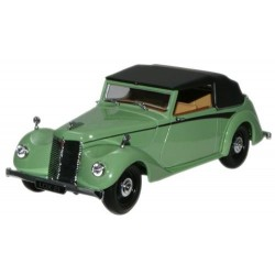 OXFORD ASH002 ARMSTRONG SIDDELEY HURRICANE VERTE 1.43