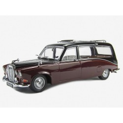 OXFORD DS007 DAIMLER DS420 CORBILLARD 68 NOIR/BORDEAU 1.43