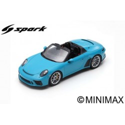 SPARK 18S467 PORSCHE 911 Speedster 2019