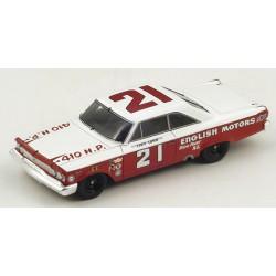 SPARK S3600 FORD Galaxy N°21 1er Daytona 1963