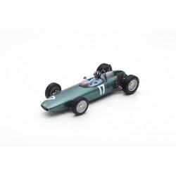 SPARK 18S500 BRM P57 N°17 Vainqueur GP Pays-Bas 1962 Graham Hill