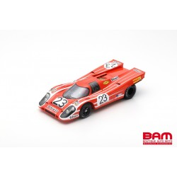SPARK 18LM70 PORSCHE 917K N°23 Vainqueur 24H Le Mans 1970 -R. Attwood - H. Herrmann