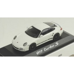 MINICHAMPS PD04311025 PORSCHE 911 997 II TURBO S BLANC 1.43