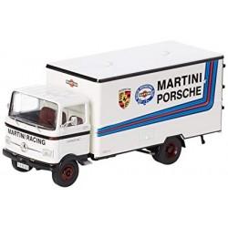 "PREMIUM 12505 MERCEDES LP608 "" MARTINI PORSCHE "" 1.43"
