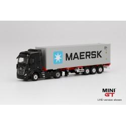 MINI GT00112-L MERCEDES-BENZ Actros avec Container 40 pieds (1/64)