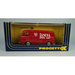 PROGETTO K PK354 FIAT 238 ASSISTANCE LANCIA 1.43