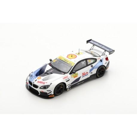 SPARK SA212 BMW M6 GT3 N°42 BMW Team Schnitzer FIA GT World Cup Macau 2019 Augusto Farfus (300ex)
