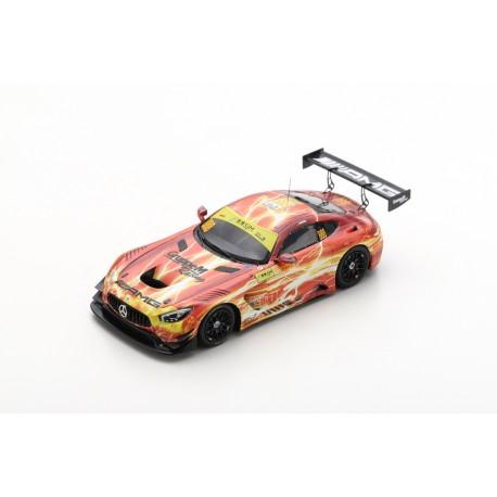 SPARK SA217 MERCEDES-AMG GT3 N°888 Mercedes-AMG Team GruppeM Racing FIA GT World Cup Macau 2019 Maro Engel (300ex)