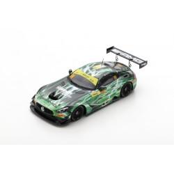 SPARK 43MC19 MERCEDES-AMG GT3 N°999 Mercedes-AMG Team GruppeM Racing Vainqueur FIA GT World Cup Macau 2019