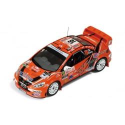 PROVENCE MINIATURE K141 PEUGEOT 307 WRC MC08 No CUOQ 1.43