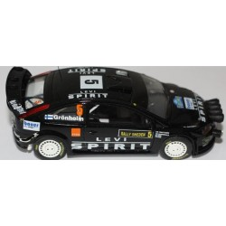 PROVENCE MINIATURE K176 FORD FOCUS WRC SUEDE 2010 No5 1.43
