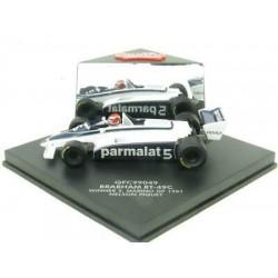 QUARTZO QFC99049 BRABHAM F1 BT49C FORD N 5 WINNER GP SAN MARINO 1981 NELSON PIQUET WORLD CHAMPION 1.43