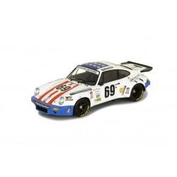 PORSCHE 911 Carrera RSR N°69 6ème  Le Ma