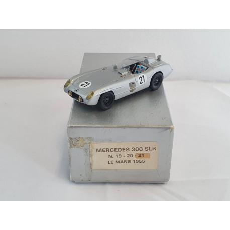 RECORD MERCEDES 300 SLR N°21 LM 1955 1.43