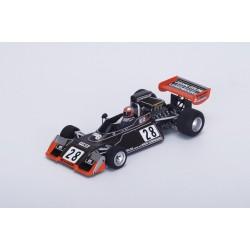 BRABHAM BT42 N°28 6ème Monaco GP 1974 -