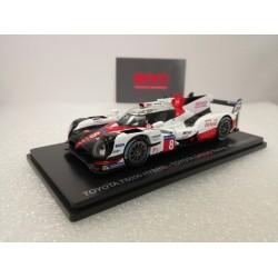 HACHETTE HACHLM01 TOYOTA TS50 Hybrid 2017 1/43 Le Mans