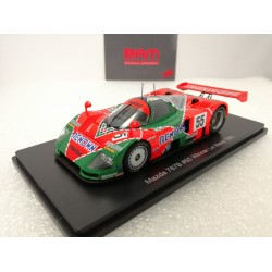 HACHETTE HACHLM02 MAZDA 787B 1991 1/43 Le Mans Collection