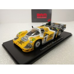 HACHETTE HACHLM03 PORSCHE 956 1984 1/43 Le Mans Collection