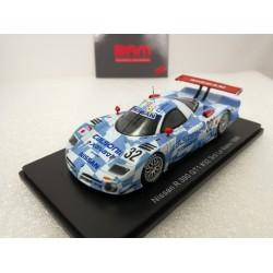 HACHETTE HACHLM05 NISSAN R390 GT1 1998 1/43 Le Mans