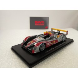HACHETTE HACHLM06 AUDI R10 TDI 2008 1/43 Le Mans Collection