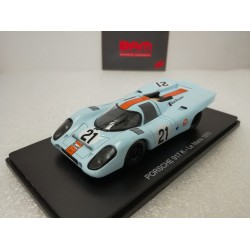 HACHETTE HACHLM09 PORSCHE 917K 1970 1/43 Le Mans Collection