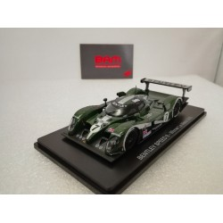 HACHETTE HACHLM12 BENTLEY Speed 8 2003 1/43 Le Mans