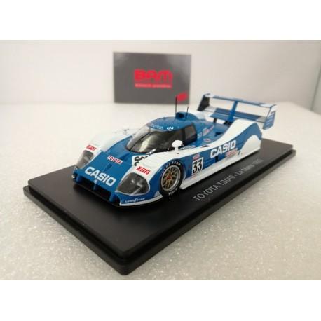 HACHETTE HACHLM16 TOYOTA TS10 1992 1/43 Le Mans Collection