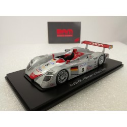 HACHETTE HACHLM19 AUDI R8 2000 1/43 Le Mans Collection