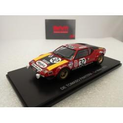 HACHETTE HACHLM20 DE TOMASO Pantera 1/43 Le Mans Collection