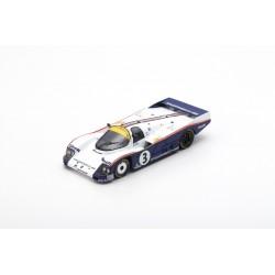 SPARK S4088 PORSCHE 962C N°3 24H Le Mans 1985 - A. Holbert - V. Schuppan - J. Watson