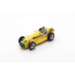 SPARK S7242 CONNAUGHT A N°48 GP France 1953 - Johnny Claes