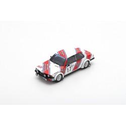 SPARK S8400 BMW 320 N°17 Gr.2 Monte-Carlo Rally 1980 - T. Makinen - A. Aho