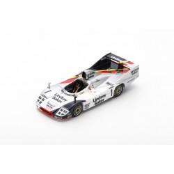 SPARK SG507 Porsche 936/80 N°1 3ème 9H Kyalami 1982 - B. Wollek - G. Francia 500 ex