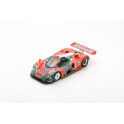 SPARK 18LM91 MAZDA 787 B N°55 Vainqueur 24H Le Mans 1991 - V. Weidler - J. Herbert - B. Gachot