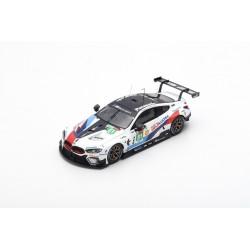 TRUESCALE TSM430487 BMW M8 GTE N°81 BMW Team MTEK 24H Le Mans 2018 - M. Tomczyk - N. Catsburg - P. Eng
