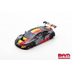 SPARK S6314 AUDI R8 LMS N°88 FIA Motorsport Games GT Cup - Vallelunga 2019 Team Belgique - L. Machiels - N. Verdonck