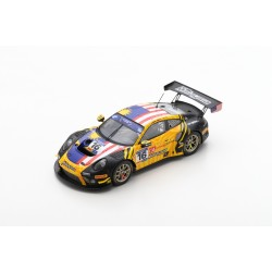 SPARK S6316 PORSCHE 911 GT3 R N°16 FIA Motorsport Games GT Cup Vallelunga 2019 Team Malaisie - A. D' Silva - W. Tan