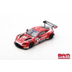 SPARK S6317 ASTON MARTIN Vantage GT3 N°1 FIA Motorsport Games GT Cup Vallelunga 2019 Team Turquie - S. Yoluç - A. Güven