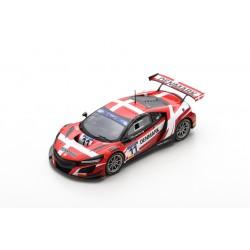 SPARK S6321 HONDA NSX GT3 N°11 FIA Motorsport Games GT Cup - Vallelunga 2019 Team Danmark - J. Moeller - C. Nielsen