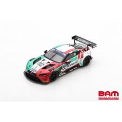 SPARK S6318 ASTON MARTIN Vantage GT3 No.007 FIA Motorsport Games GT Cup Vallelunga 2019 Team Kuwait -