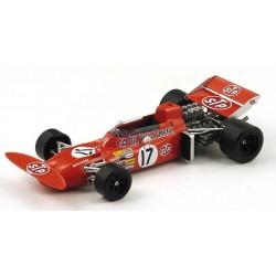 MARCH 711 N°17 2ème GP F1 Monaco 1971