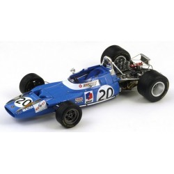 MATRA MS80 N°20 1er GP F1 1969 Jackie St