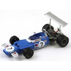 MATRA MS80 N°7 1er GP F1 Espagne 1969